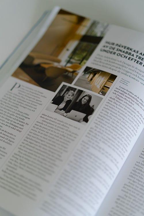 Plym featured in enterprise magazine April 2021